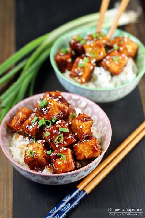 sesame tofu recipe dishmaps
