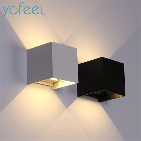 modern outdoor waterproof 6w cool white led wall l ygfeel 6w led wall light outdoor waterproof ip65 modern