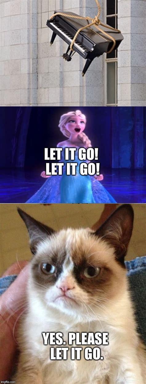 Grumpy Cat Yes Meme - elsa vs grumpy cat imgflip