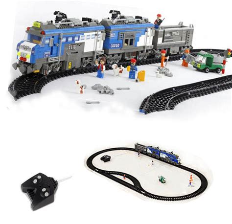Bricks Ausini 20109 Remote Car remote toys freight building block sets 1275pcs rc transport model building block
