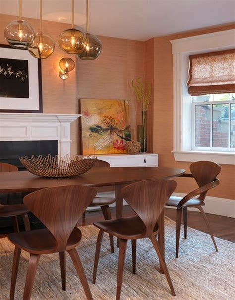 mix mid century modern with traditional how to choose the right dining room chairs