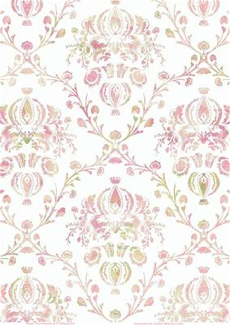 Free Background Papers For Card - damask roses backing background paper cup434491 503