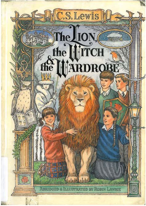 The Witch And The Wardrobe Series by The Narrator S As In C S Lewis S The The Witch And The Wardrobe Gruesome