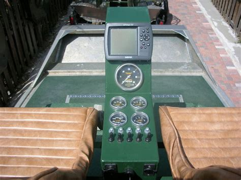 airboat console center console pics southern airboat