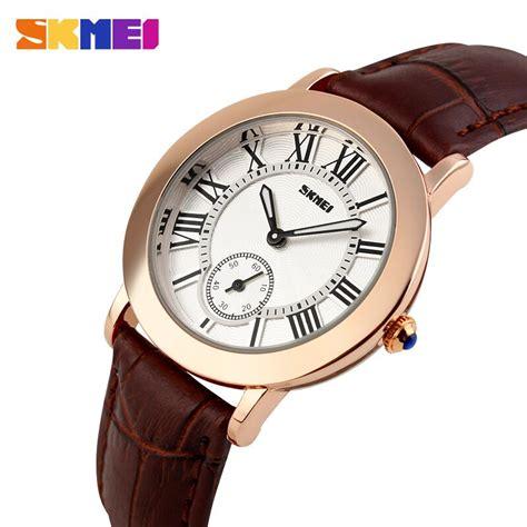 Skmei Jam Tangan Analog Wanita Casual Kulit 1083cl H666 skmei jam tangan analog wanita 1083cl coffee jakartanotebook