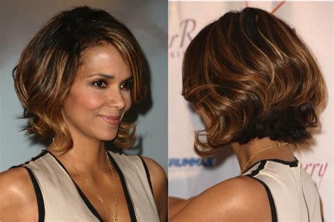 halle berry bob cut hairstyles african american swing bobs blackhairstylecuts com