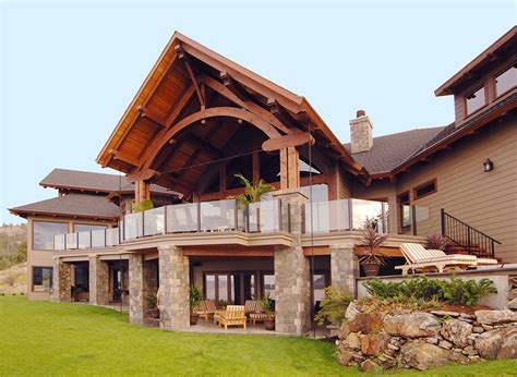 hybrid timber frame home plans hamill creek timber homes residential timber home princeton timber home hamill creek