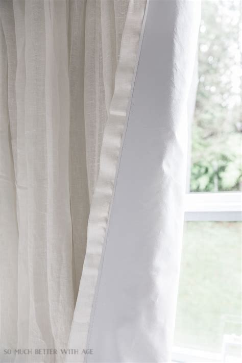 how to make curtains with blackout lining how to sew blackout lining to store bought curtains so