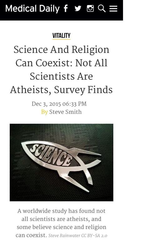 Science And Religion Cannot Coexist Essay by 1000 Ideas About Francis Collins On Intelligent Design Creationism Vs Evolution