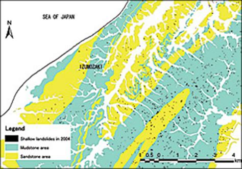 arcnews spring 2008 issue    landslides studied by japan