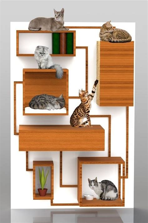 stylish cat furniture 15 modern cat furniture ideas little piece of me