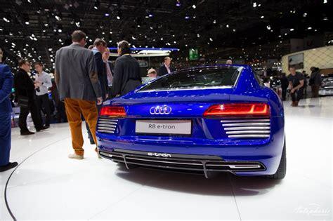 Audi R8 Verkaufszahlen by Audi R8 E Tron Produktion Schon Wieder Eingestellt