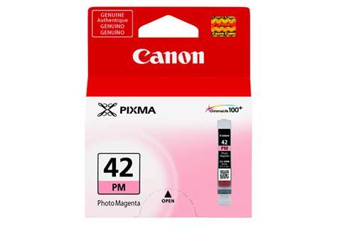 Cartridge Canon Cli 42 Magenta canon ink cartridge cli 42 photo magenta end 10 24 2015 4