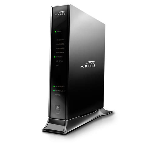 sg arris  dsl wireless router