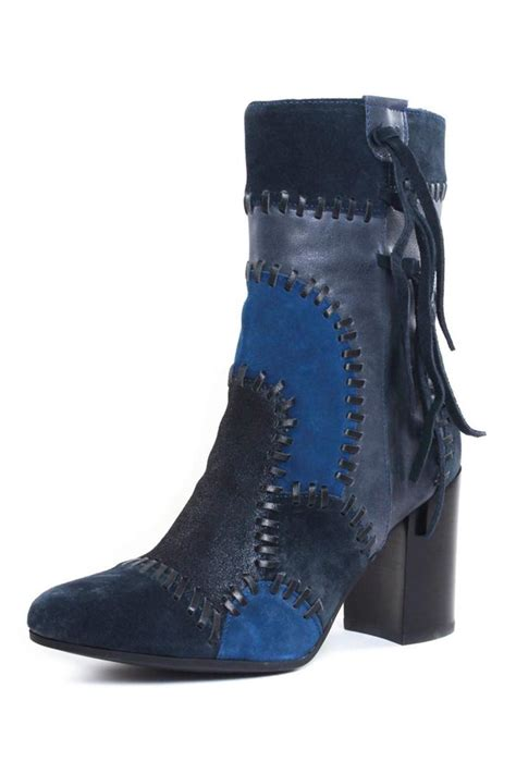 blue suede high heel boots mam zelle suede high heel boots from toronto by mi giovi