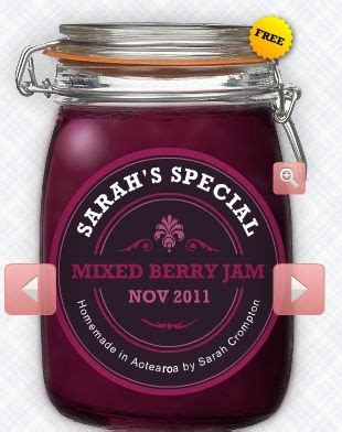 design your own jam label pin by michelle gale on i love free printables pinterest