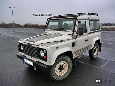 1989 land rover lr type 90 car photo and specs