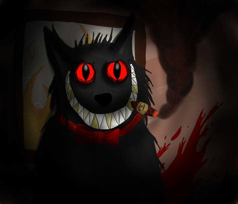 Wolf At The Door by A Wolf At The Door By Turbonarwhal On Deviantart