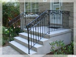 Rot Iron Banister Wrought Iron Railing Railing 57 Jpg