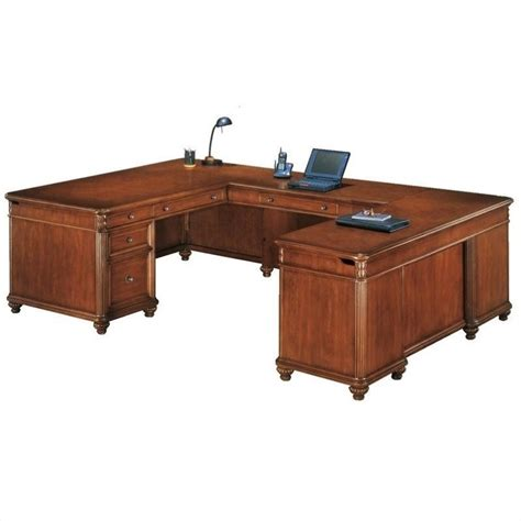 Executive U Shaped Desk Dmi Antigua Executive U Shaped Desk 7480 5xx