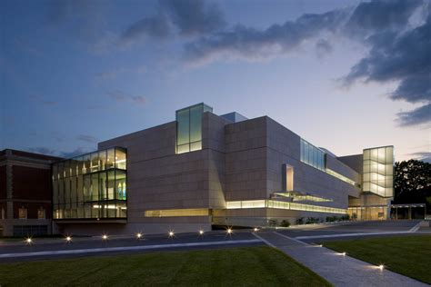 richmond architects virginia museum of arts rick mather smbw archdaily