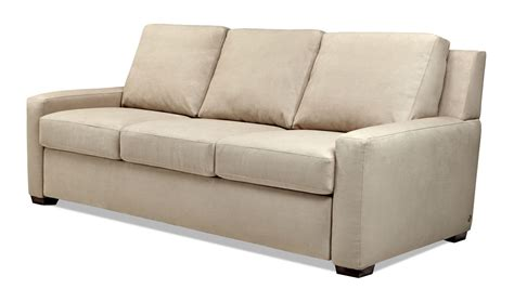 american furniture sofa american leather lyndon sleeper sofa living room furniture