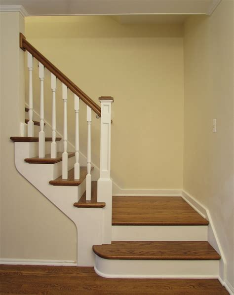 new stair banister cost of new staircase railing best staircase ideas