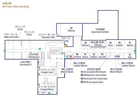 Floor Plan For Hotel by Floor Plan Imperial Hotel Tokyo Official Website
