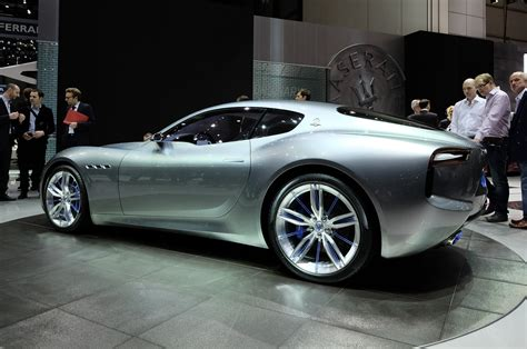 maserati alfieri price maserati alfieri concept show floor rear side view 2 photo 12