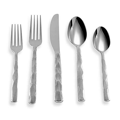 bed bath and beyond flatware cambridge 174 silversmiths kenilworth mirror 20 piece