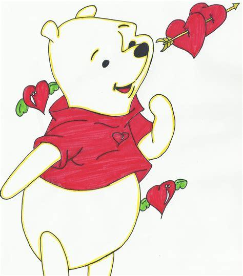 imagenes de winnie pooh con un corazon winnie pooh corazones imagui