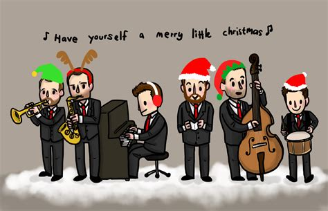 horne section horne section xmas by dongpeiyen1000 on deviantart