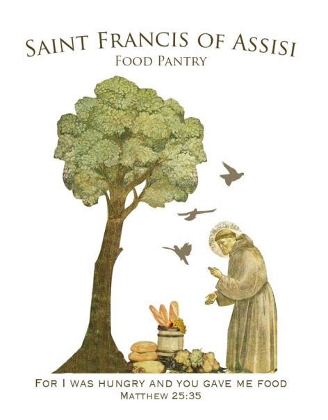 st francis food pantry home