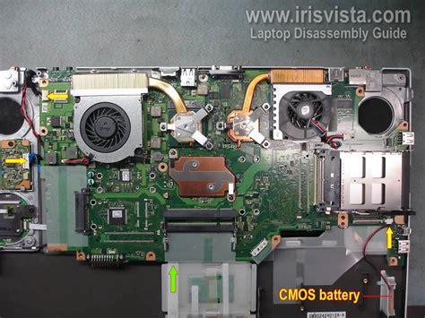 reset bios toshiba qosmio laptop toshiba laptop cmos battery location get free image