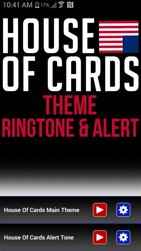 themes house of cards house of cards theme ringtone amazon de apps f 252 r android