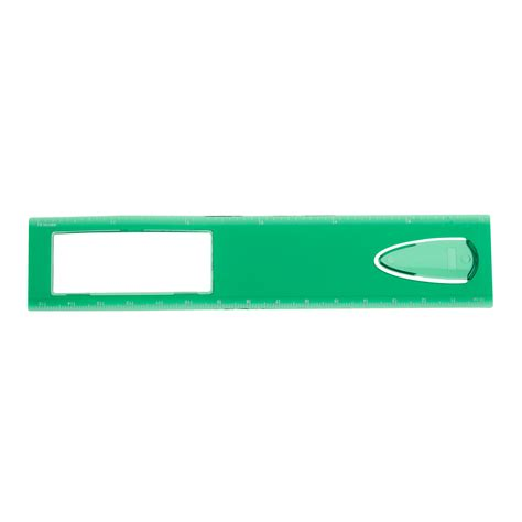 printable ruler bookmark 1642 6 quot magnifier ruler with bookmark