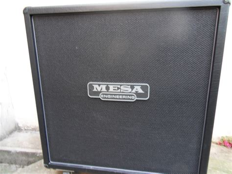 mesa boogie recto 4x12 standard straight image 263120