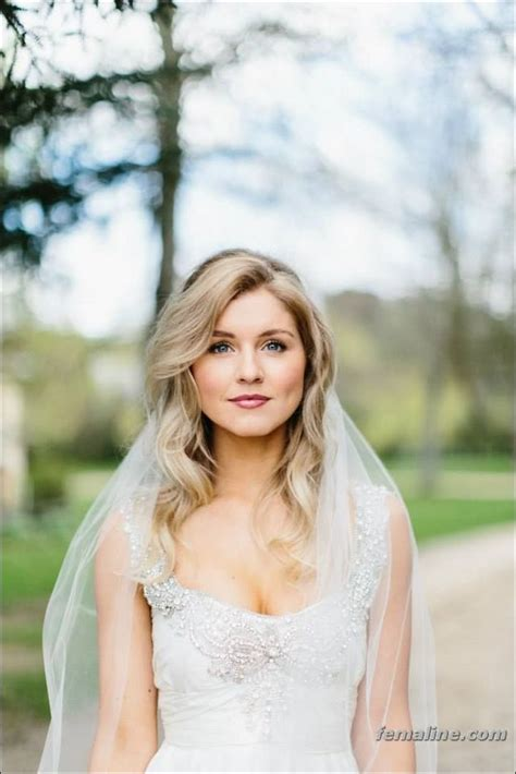 Wedding Hair And Veil by Wedding Hairstyles With Braids And Veil Www Pixshark