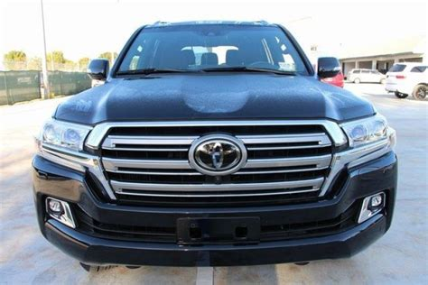 Toyota Land Cruiser 2016 Black Jeep Read Classifieds