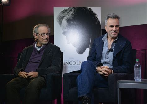 daniel day lewis photos photos amc theaters 174 presents a conversation with steven spielberg and