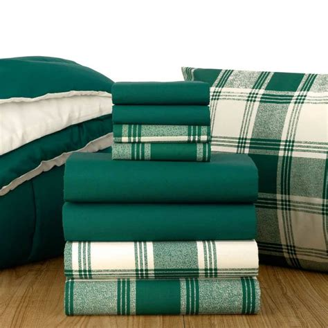 green plaid comforter set 9 best images about hunter on pinterest twin xl plaid