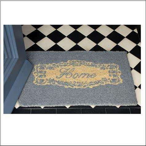 Grey Doormat Pale Grey And Home Doormat 163 22 50 For Sale