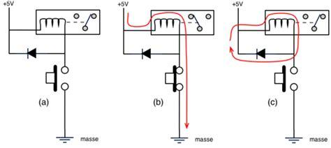 diode de roue libre 1n4007 locoduino les diodes classiques