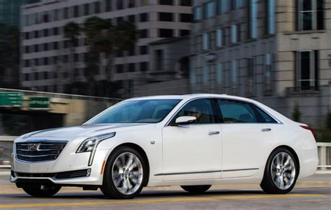 new cadillac size sedan cadillac rolls out the all new ct6 sedan with choice of
