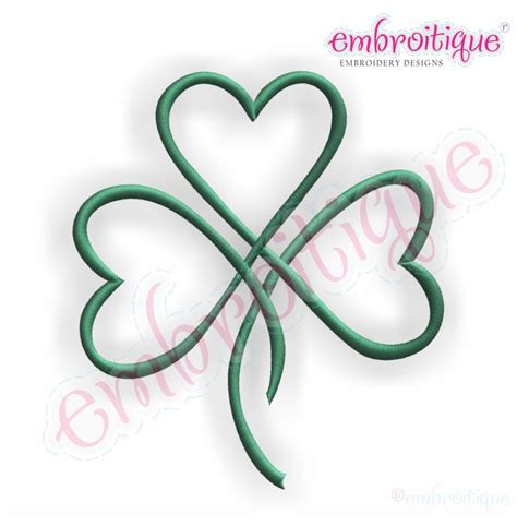 shamrock tattoo design banner on shamrock design by artisticjayj
