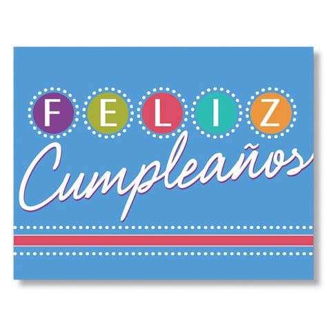 printable birthday cards spanish happy birthday cards in spanish to print