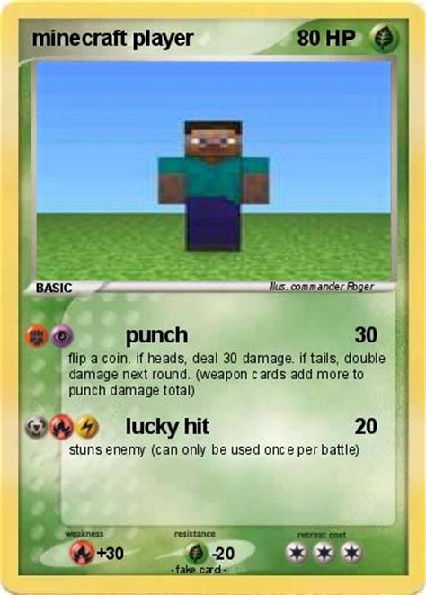 How Much Is A Minecraft Gift Card - minecraft pokemon cards images pokemon images