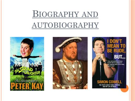 biography powerpoint ks2 tes biography and autobiography by hemanche5 teaching