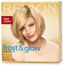 silver hair frosting kit silver hair frosting kit revlon color effects frost and