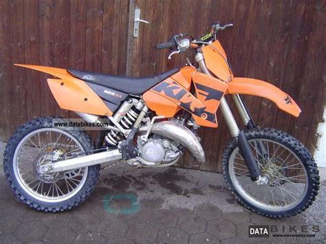 Ktm 125 Sx 2005 Specs 2005 Ktm 125 Sx Moto Zombdrive